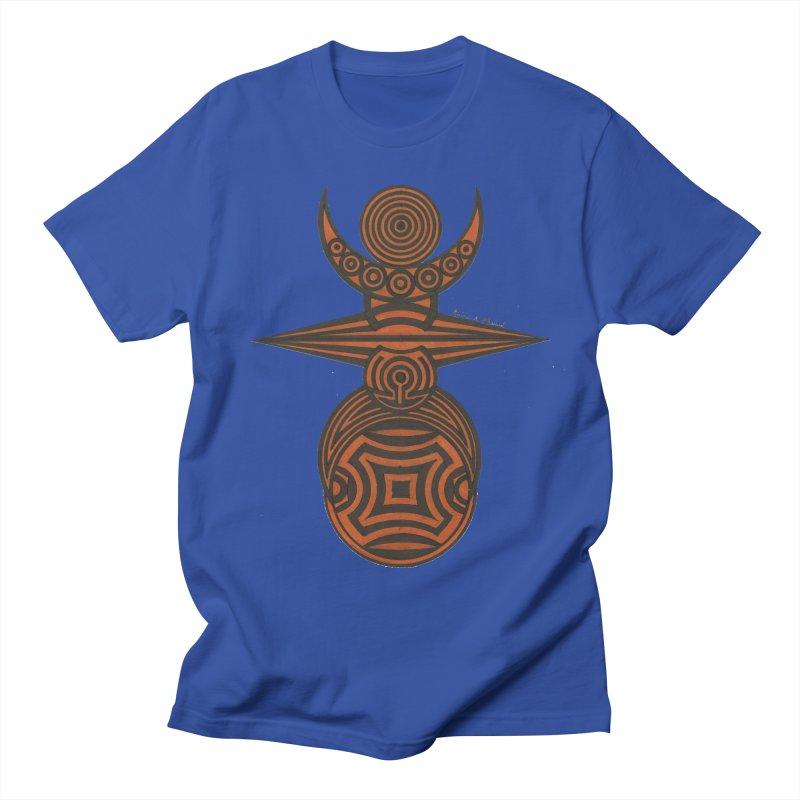 Totem Women's Regular Unisex T-Shirt by Rocain's Artist Shop