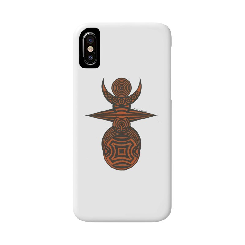 Totem Accessories Phone Case by Rocain's Artist Shop