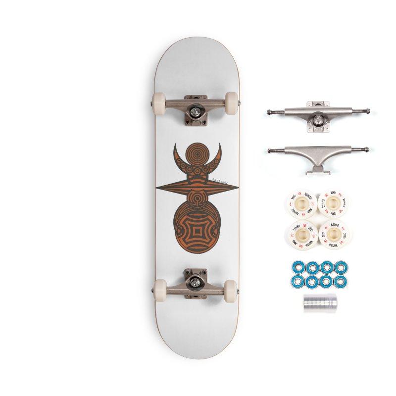 Totem Accessories Complete - Premium Skateboard by Rocain's Artist Shop