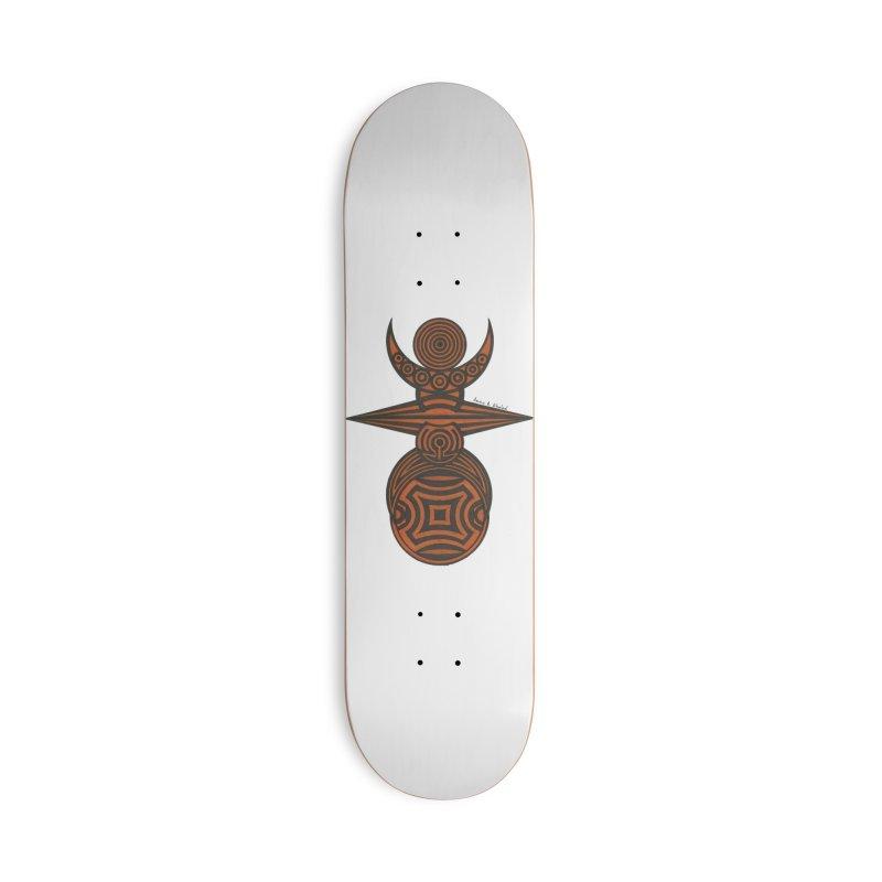 Totem Accessories Skateboard by Rocain's Artist Shop