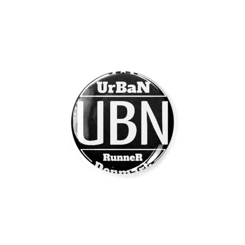Urban Runner Logo Accessories Button by Rocain's Artist Shop