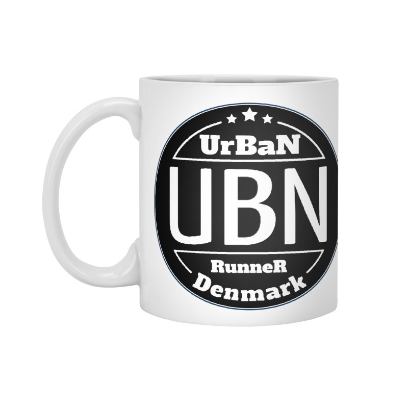 Urban Runner Logo Accessories Standard Mug by Rocain's Artist Shop