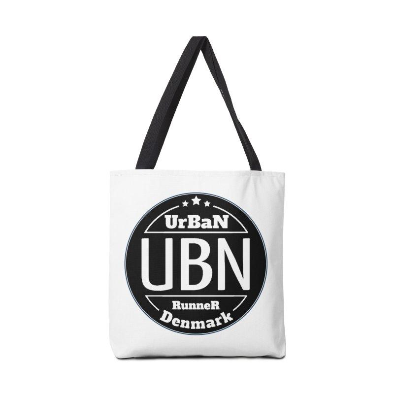 Urban Runner Logo Accessories Tote Bag Bag by Rocain's Artist Shop