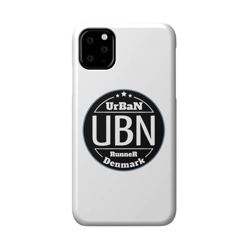 Urban Runner Logo Accessories Phone Case by Rocain's Artist Shop