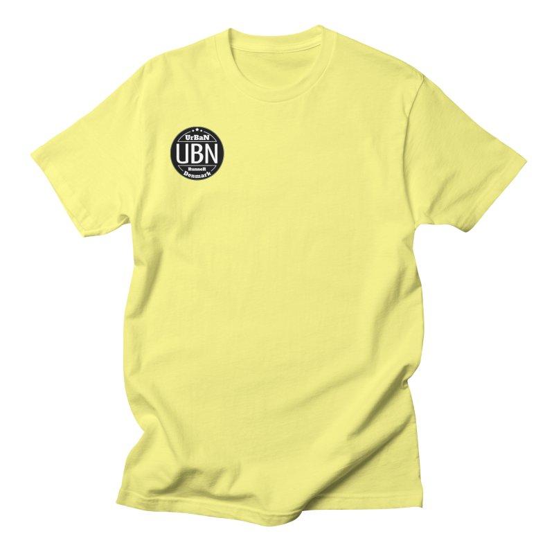 Urban Runner Logo Men's Regular T-Shirt by Rocain's Artist Shop