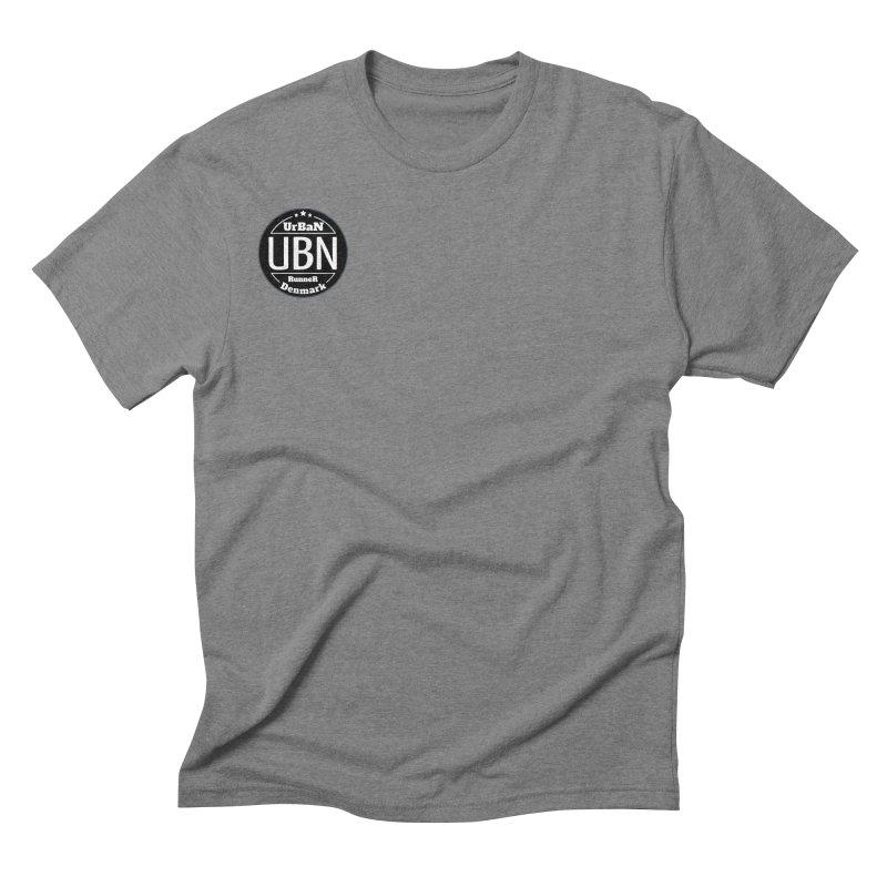 Urban Runner Logo Men's Triblend T-Shirt by Rocain's Artist Shop