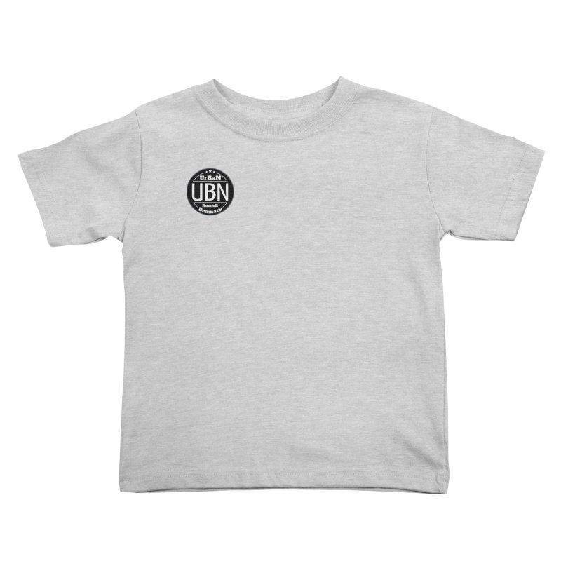 Urban Runner Logo Kids Toddler T-Shirt by Rocain's Artist Shop