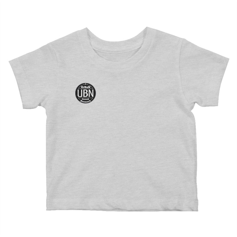 Urban Runner Logo Kids Baby T-Shirt by Rocain's Artist Shop