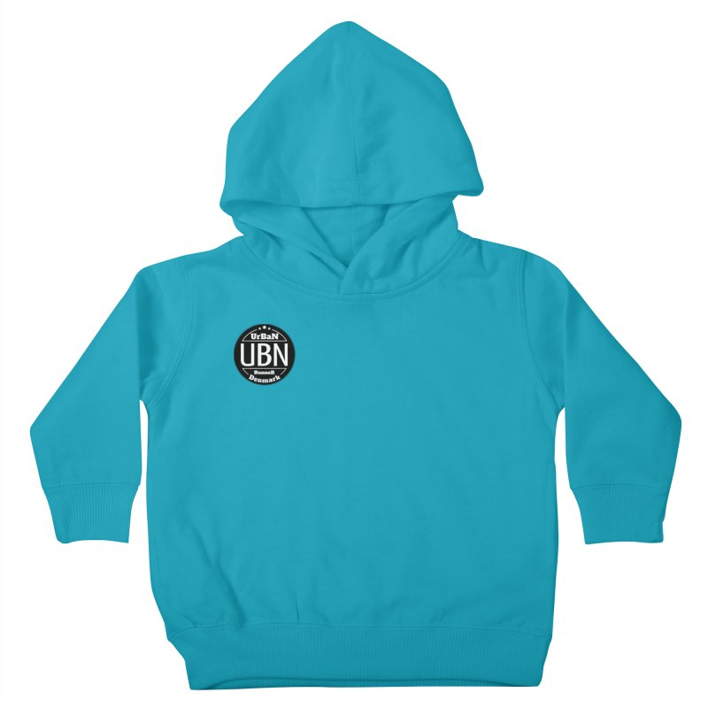 Urban Runner Logo Kids Toddler Pullover Hoody by Rocain's Artist Shop
