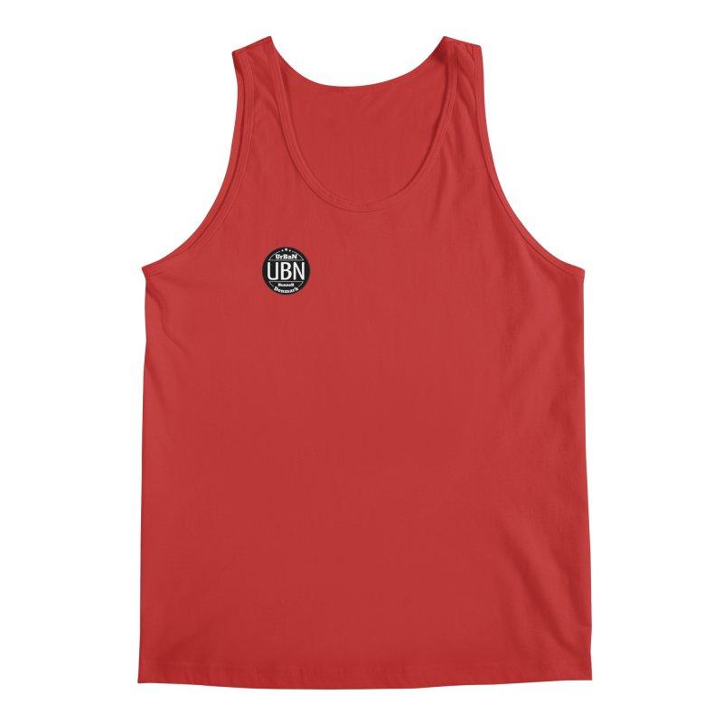 Urban Runner Logo Men's Regular Tank by Rocain's Artist Shop