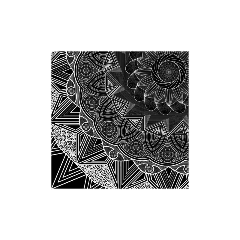 Mandala 10 None  by Rocain's Artist Shop