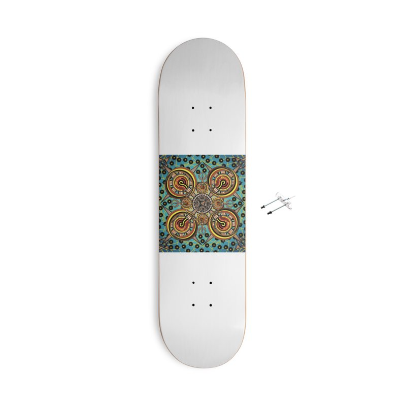 Directions 2 Accessories Skateboard by Rocain's Artist Shop