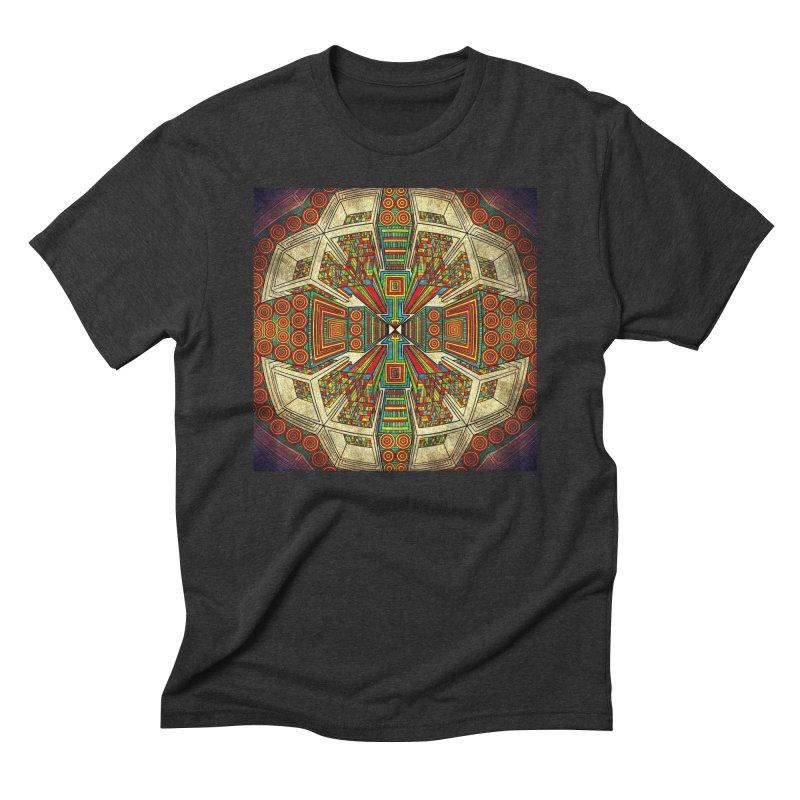 Perspective Men's T-Shirt by Rocain's Artist Shop