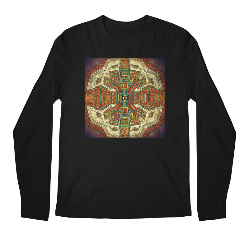 Perspective Men's Regular Longsleeve T-Shirt by Rocain's Artist Shop