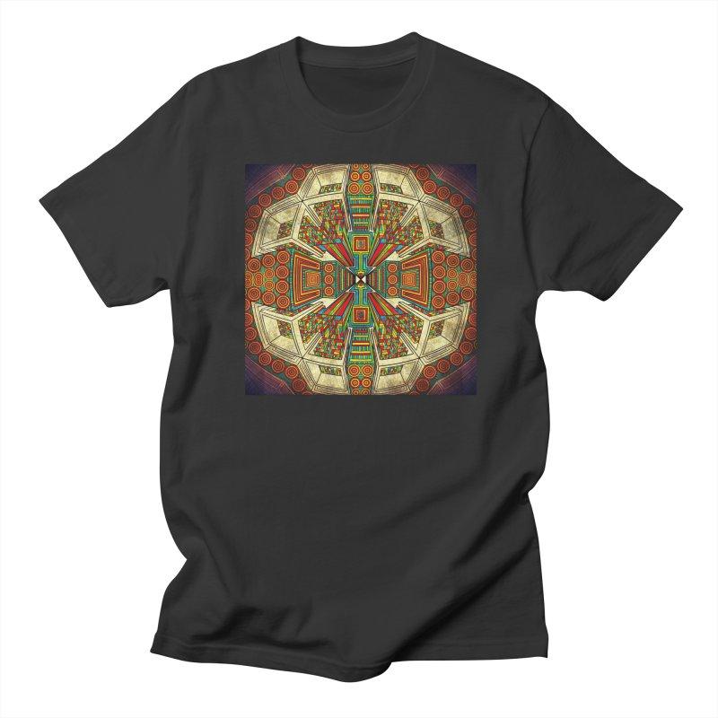 Perspective Women's Regular Unisex T-Shirt by Rocain's Artist Shop