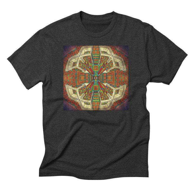 Perspective Men's Triblend T-Shirt by Rocain's Artist Shop