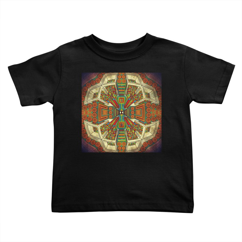 Perspective Kids Toddler T-Shirt by Rocain's Artist Shop