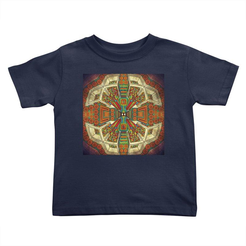 Perspective Kids Toddler T-Shirt by Rocain's Artist Shop