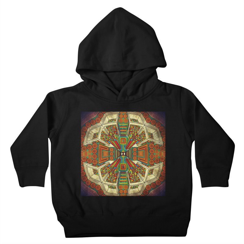 Perspective Kids Toddler Pullover Hoody by Rocain's Artist Shop
