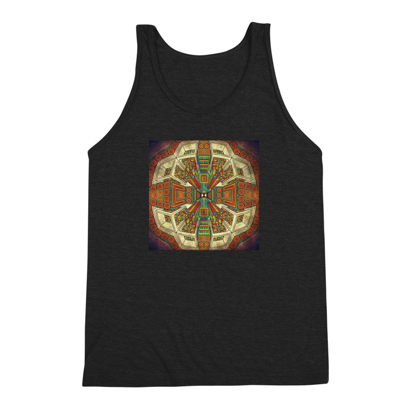 Perspective Men's Triblend Tank by Rocain's Artist Shop