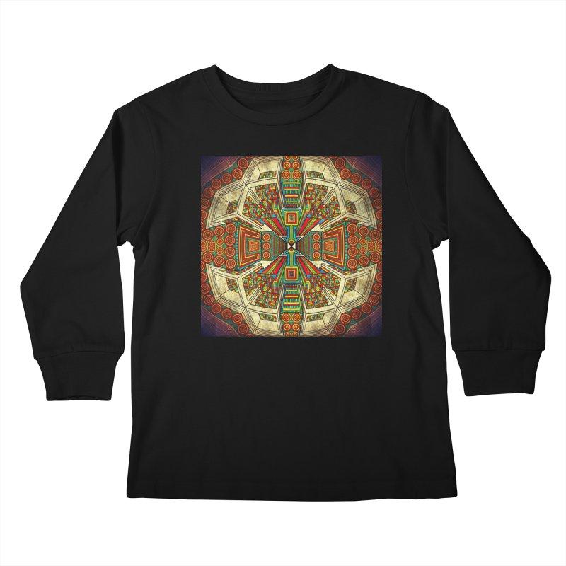 Perspective Kids Longsleeve T-Shirt by Rocain's Artist Shop