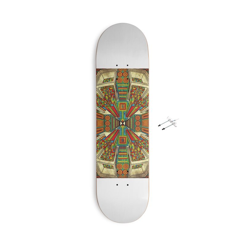 Perspective Accessories Skateboard by Rocain's Artist Shop