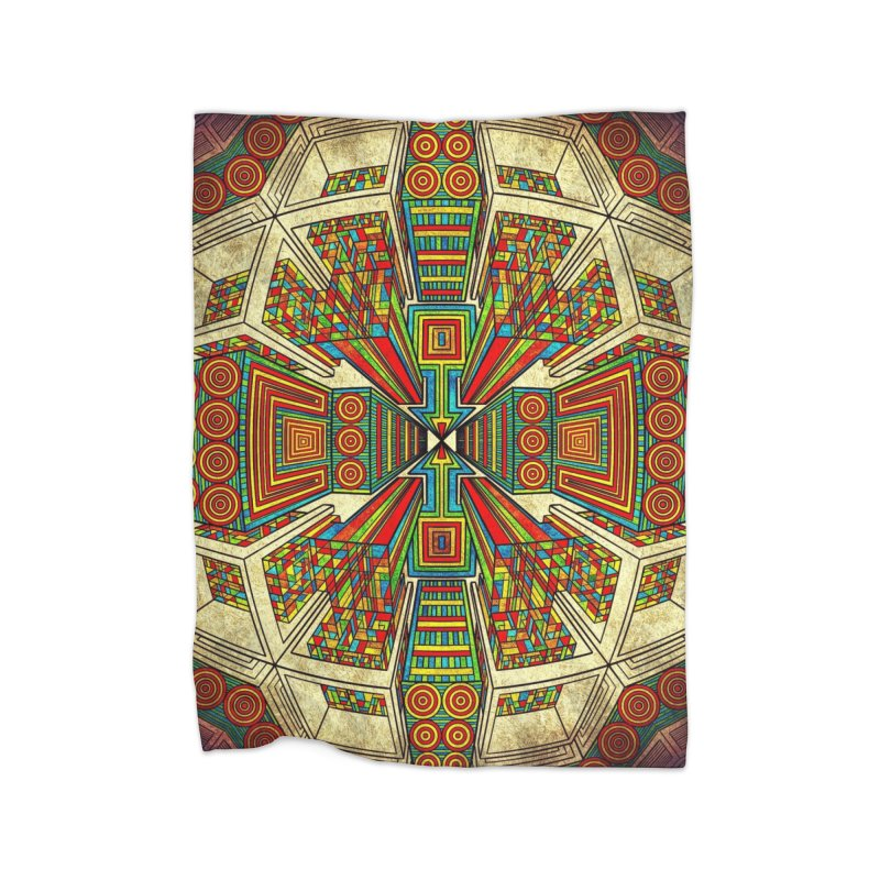 Perspective Home Blanket by Rocain's Artist Shop