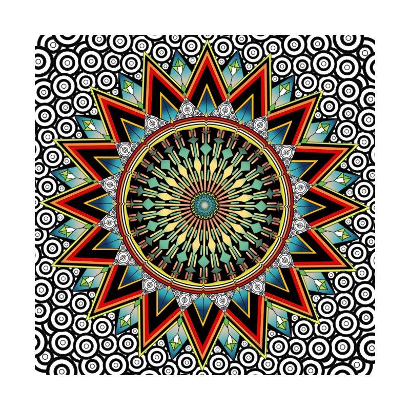 Mandala 21 by Rocain's Artist Shop