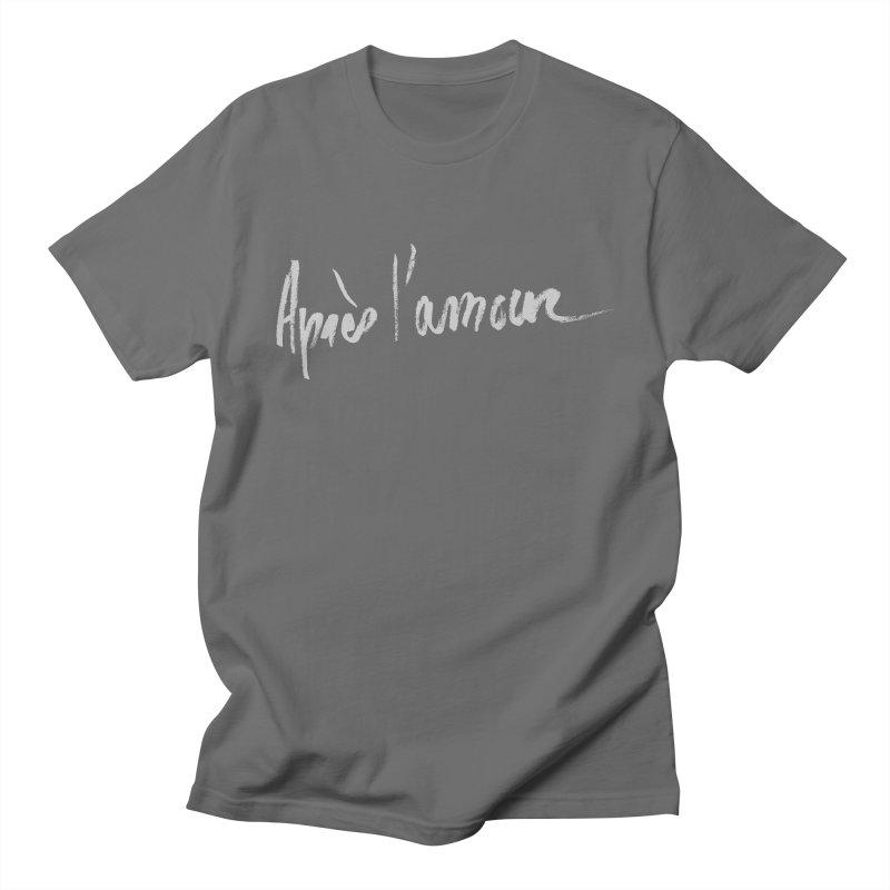 après l'amour Men's T-Shirt by ROCK ARTWORK | T-shirts & apparels