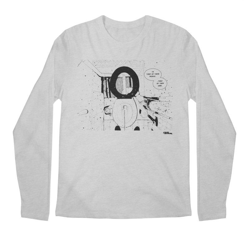 PISSED OFF ! Men's Longsleeve T-Shirt by ROCK ARTWORK | T-shirts & apparels