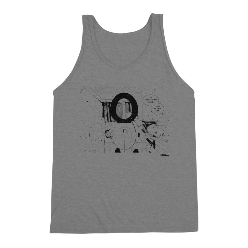 PISSED OFF ! Men's Tank by ROCK ARTWORK | T-shirts & apparels