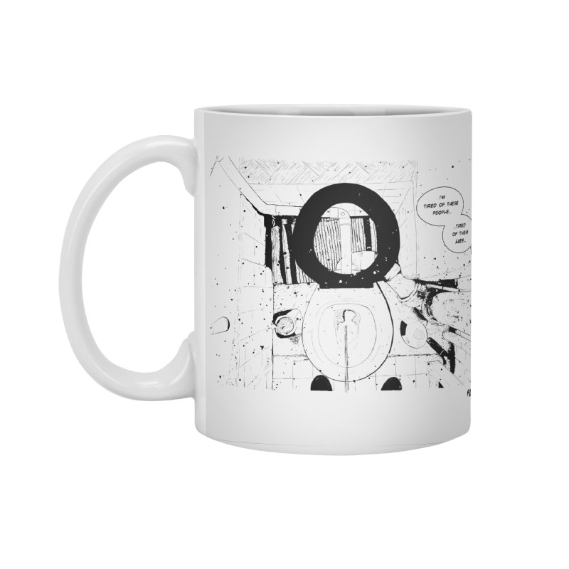 PISSED OFF ! Accessories Mug by ROCK ARTWORK | T-shirts & apparels