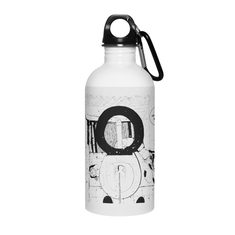 PISSED OFF ! Accessories Water Bottle by ROCK ARTWORK | T-shirts & apparels