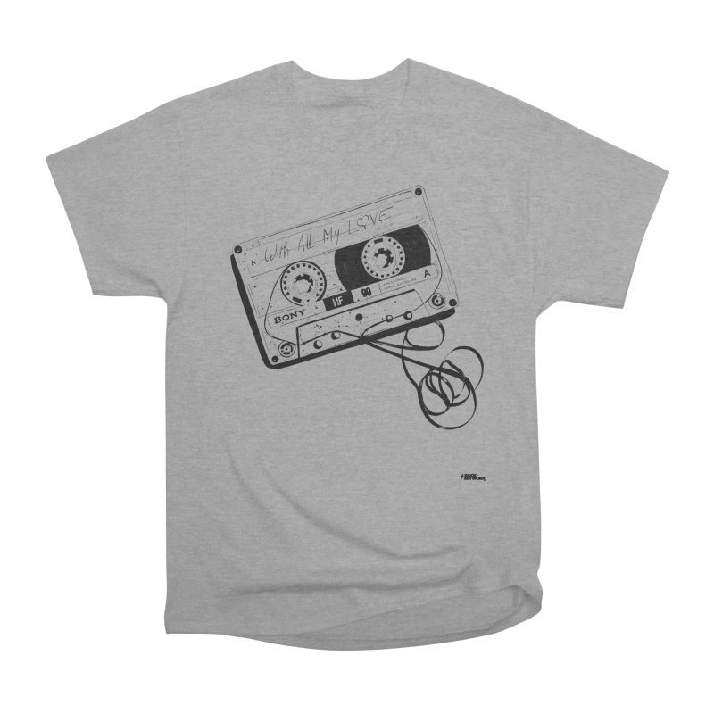 The Love Tape Men's Classic T-Shirt by ROCK ARTWORK | T-shirts & apparels