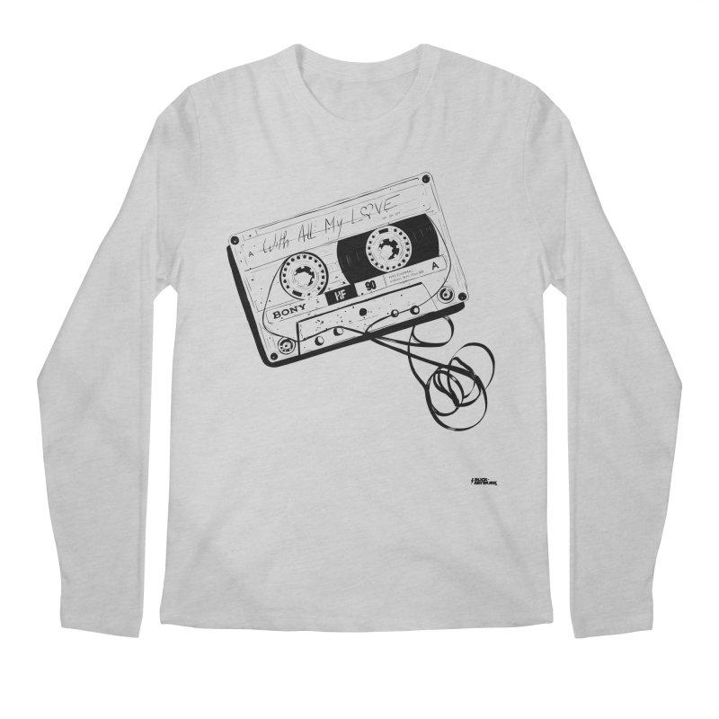 The Love Tape Men's Longsleeve T-Shirt by ROCK ARTWORK | T-shirts & apparels