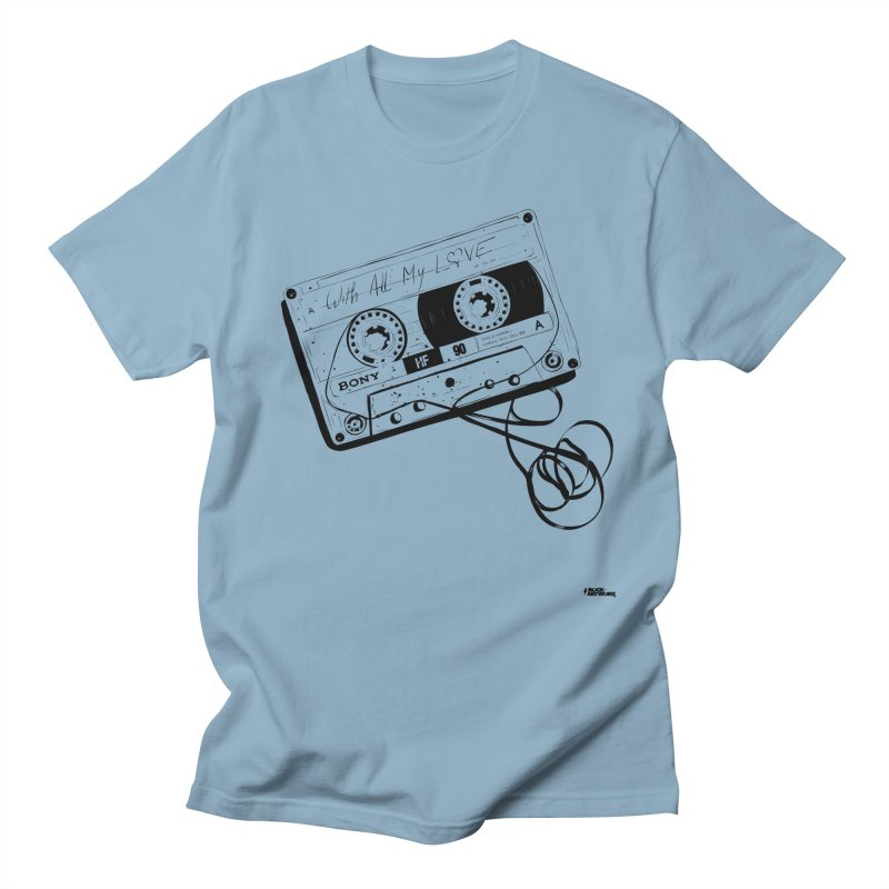 The Love Tape Men's T-shirt by ROCK ARTWORK | T-shirts & apparels