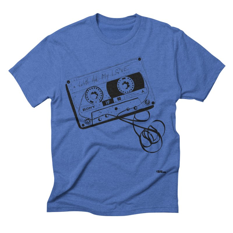 The Love Tape   by ROCK ARTWORK   T-shirts & apparels
