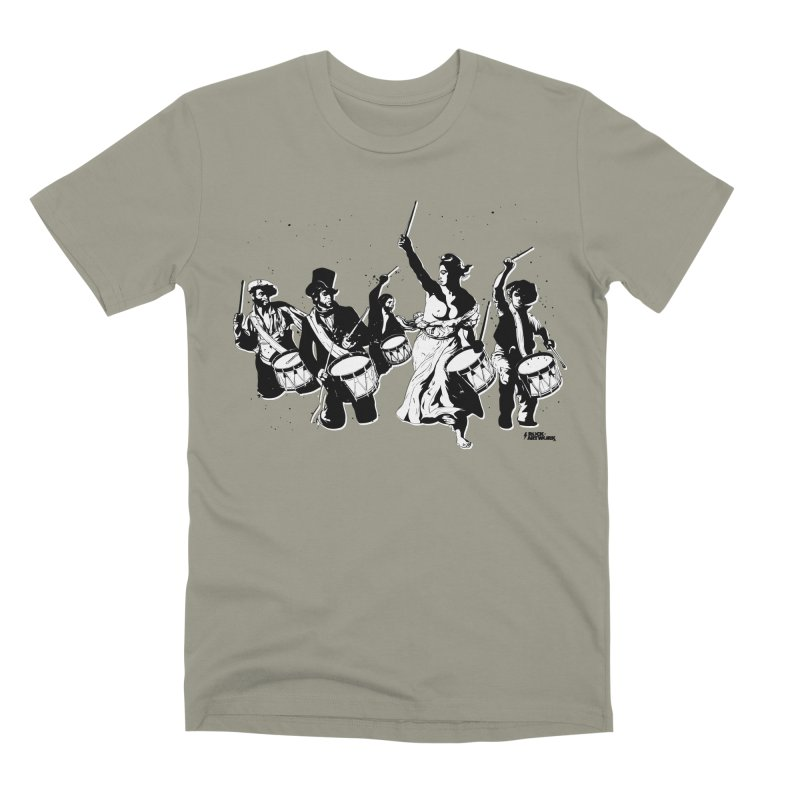 the new revolution Men's Premium T-Shirt by ROCK ARTWORK | T-shirts & apparels