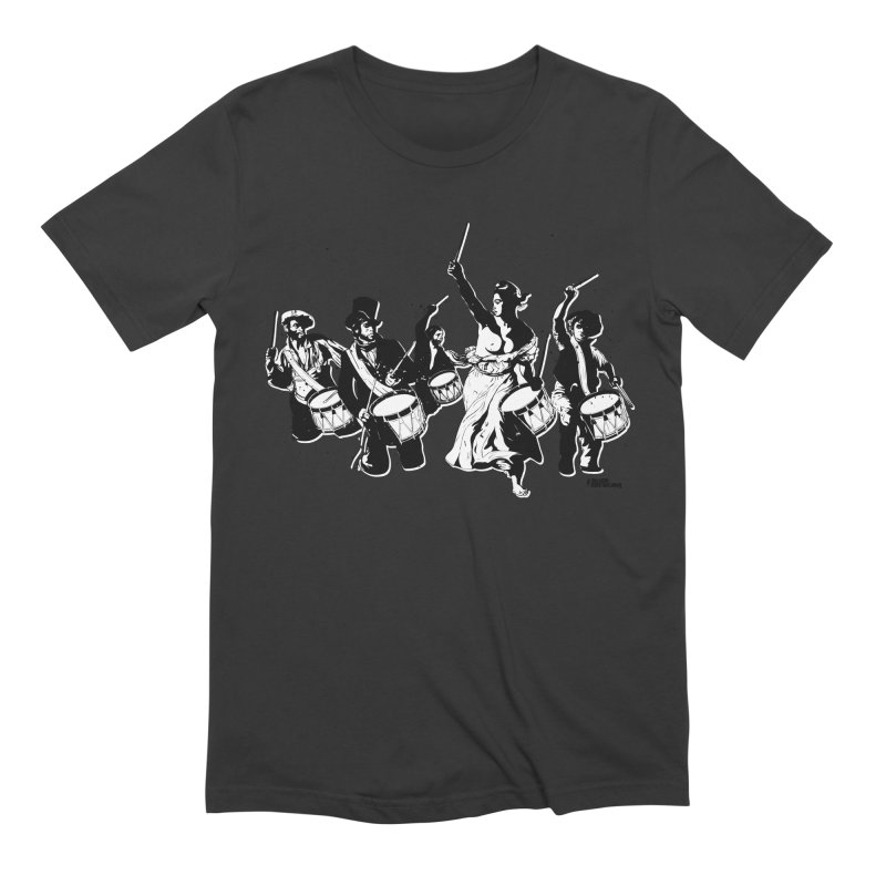 the new revolution Men's Extra Soft T-Shirt by ROCK ARTWORK | T-shirts & apparels