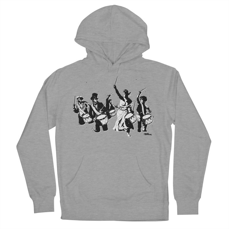 the new revolution Women's Pullover Hoody by ROCK ARTWORK | T-shirts & apparels