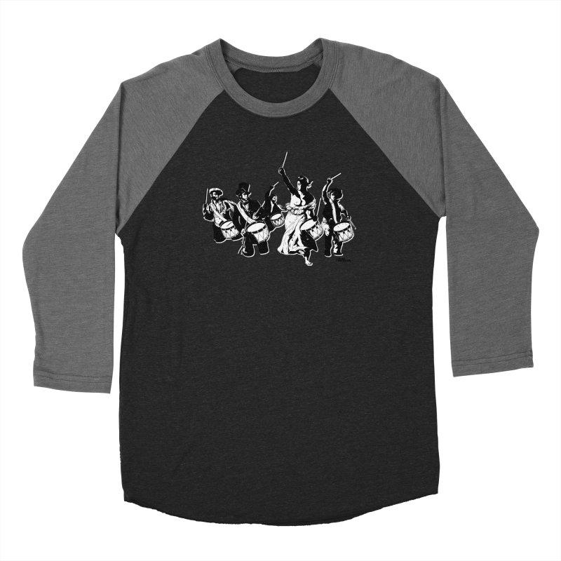 the new revolution Women's Baseball Triblend Longsleeve T-Shirt by ROCK ARTWORK | T-shirts & apparels