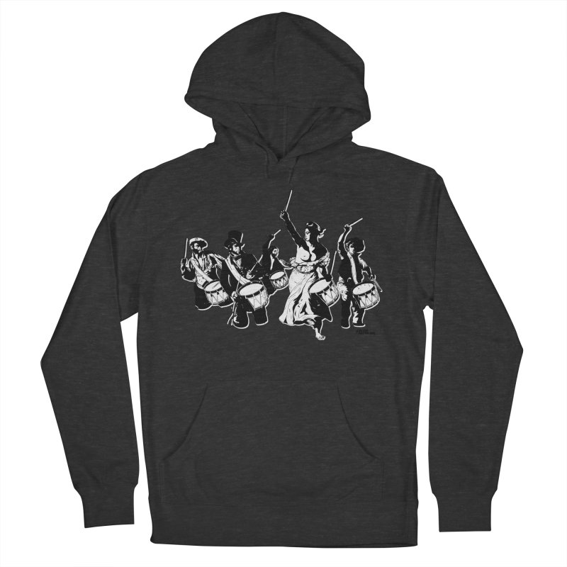 the new revolution Women's French Terry Pullover Hoody by ROCK ARTWORK | T-shirts & apparels