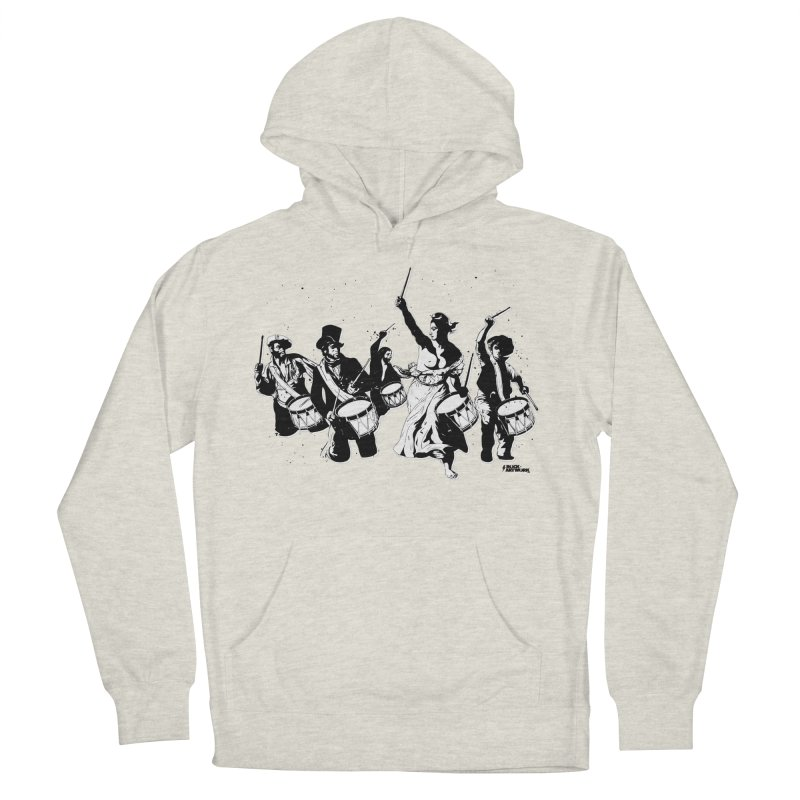 the new revolution Men's Pullover Hoody by ROCK ARTWORK | T-shirts & apparels