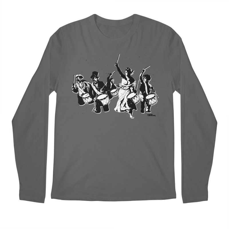 the new revolution Men's Longsleeve T-Shirt by ROCK ARTWORK | T-shirts & apparels