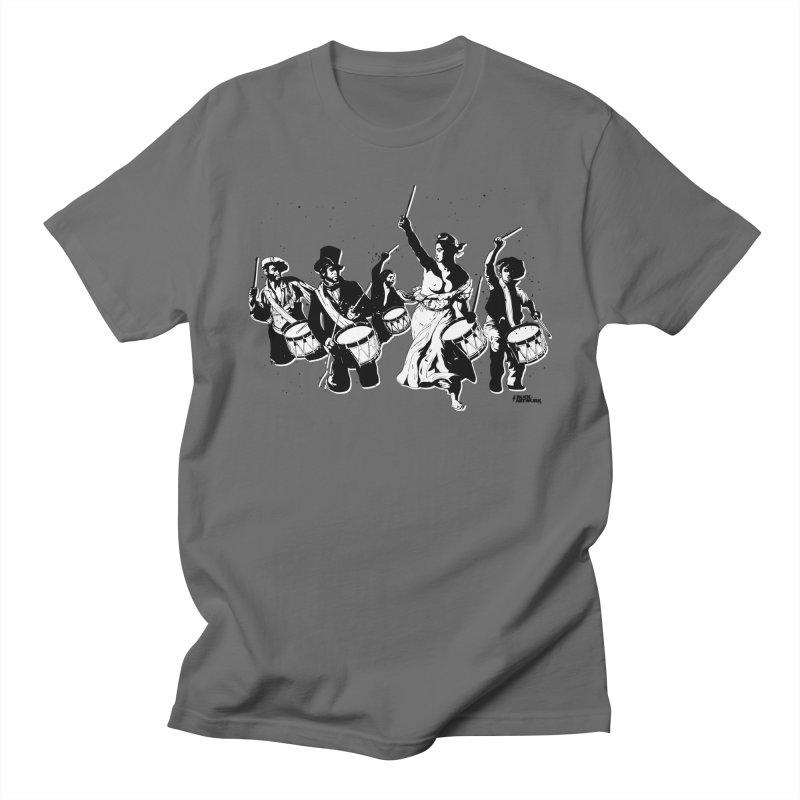 the new revolution Men's T-Shirt by ROCK ARTWORK | T-shirts & apparels