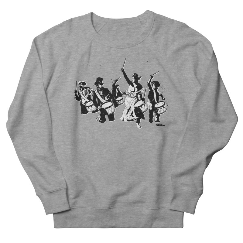 the new revolution Women's French Terry Sweatshirt by ROCK ARTWORK | T-shirts & apparels