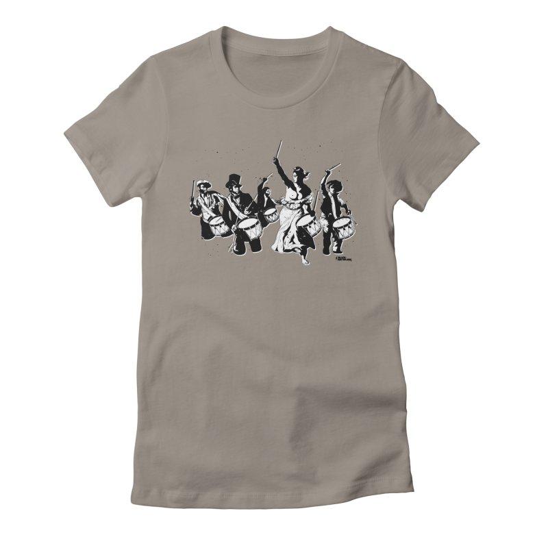 the new revolution Women's T-Shirt by ROCK ARTWORK   T-shirts & apparels