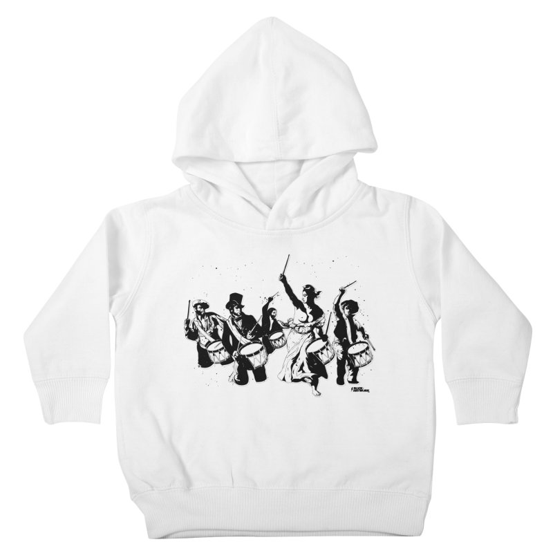 the new revolution Kids Toddler Pullover Hoody by ROCK ARTWORK | T-shirts & apparels
