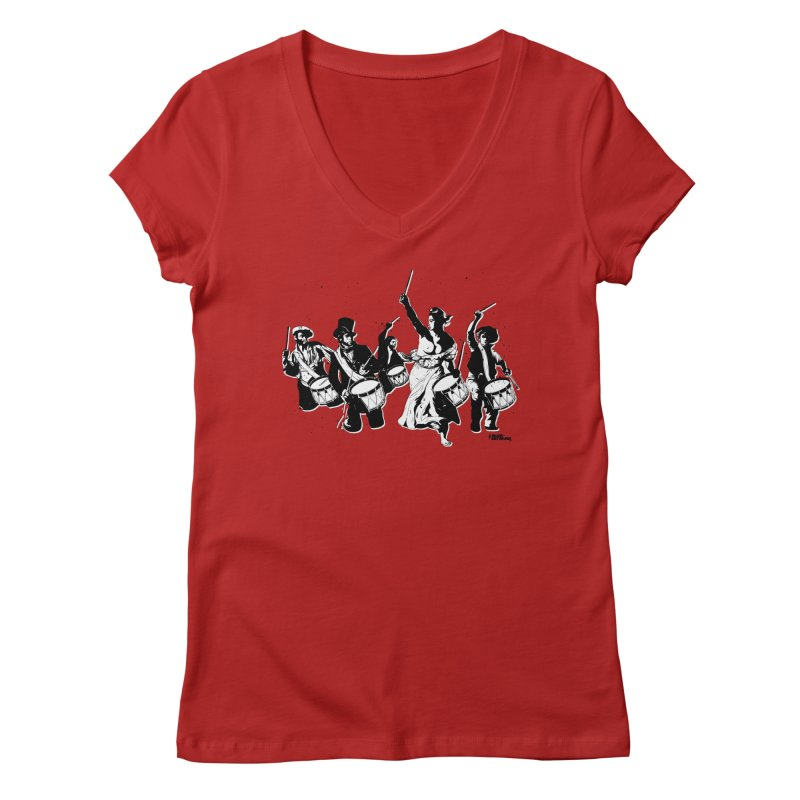 the new revolution   by ROCK ARTWORK | T-shirts & apparels