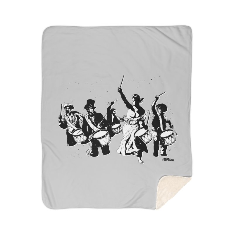 the new revolution Home Sherpa Blanket Blanket by ROCK ARTWORK | T-shirts & apparels